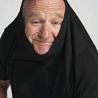 Fall Arts Guide 2009 Best Bets: Robin Williams