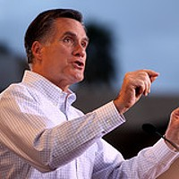 The Romney website: suggested edits