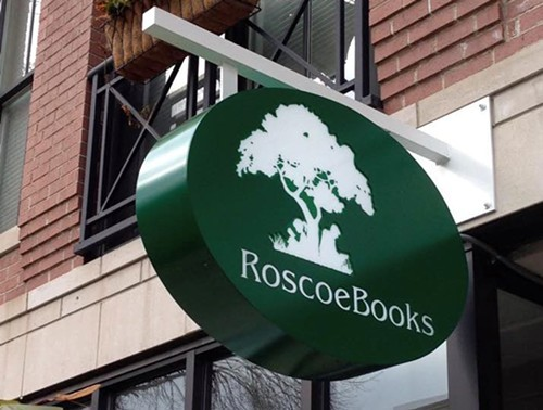 Image result for Roscoe Books