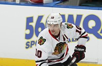 Those Patrick Sharp rumors—to spread or not to spread