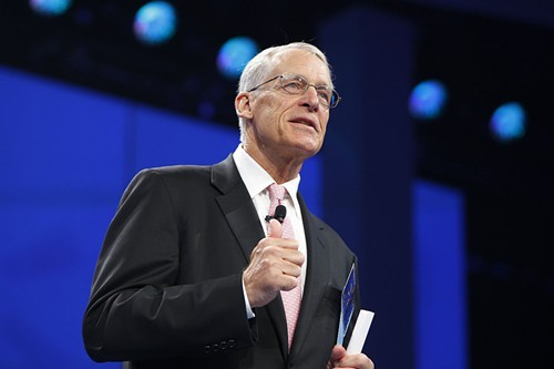 S. Robson Walton, like his siblings, has way more money than any one person needs and doesnt like sharing