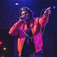 Saba, Longshot, Beach Jesus, and plenty of other Chicago rappers will keep you busy Friday