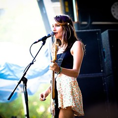 Sadie Dupuis of Speedy Ortiz