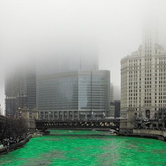Saint Patrick's Day 2011 in Chicago