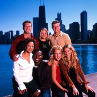 <i>The Real World</i> in Chicago: Then and now