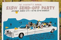Saturday: the Hideout's All-Day SXSW Sendoff Party