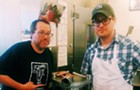 Worlds collide with the Hot Doug's-Butcher & Larder sausage collaboration