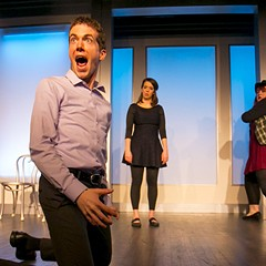 Second City's latest main-stage show is full of second guesses