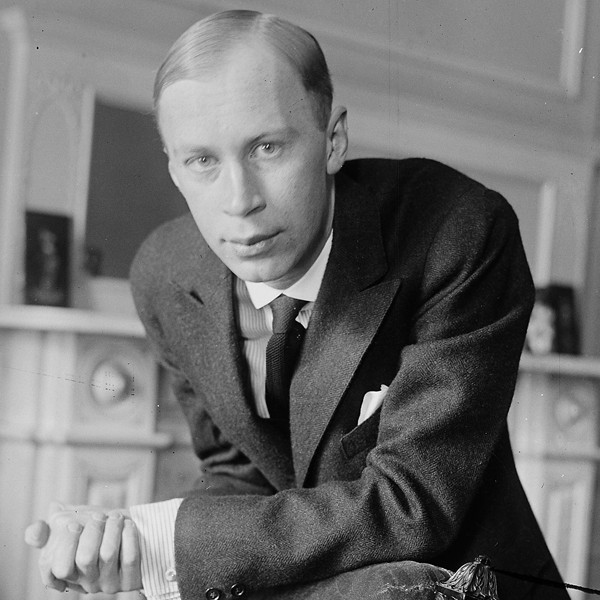 Sergei Prokofiev - LIBRARY OF CONGRESS