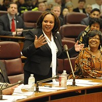 We're pretty sure somebody's going to become alderman of the Seventh Ward