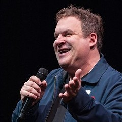 Shooting the breeze with Jeff Garlin