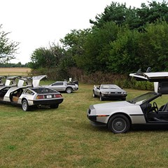 Show us your . . . custom DeLoreans