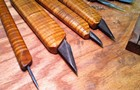 Show us your . . . handmade knives