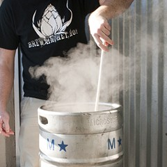 Show us your . . . home brewery