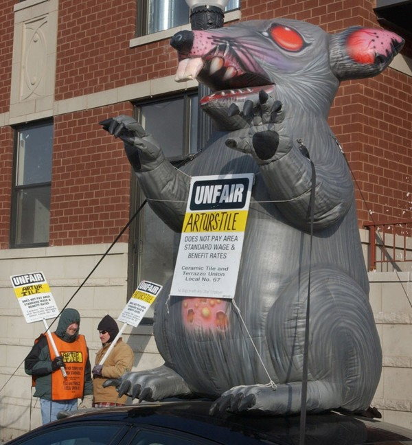 Show Us Your Inflatable Rat Show Us Your