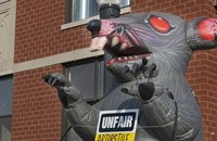 Show us your . . . inflatable rat