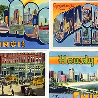 Show us your . . . postcard museum