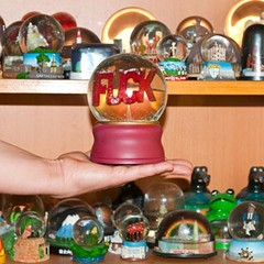 Show us your . . . snow globe collection