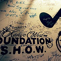 Show us your . . . walls of autographs