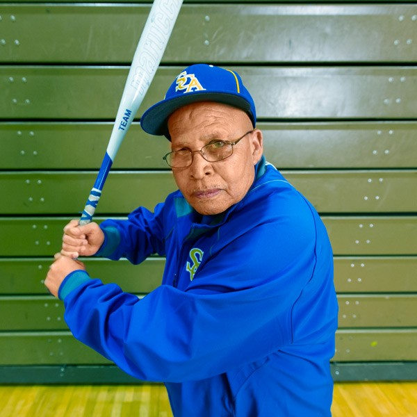Simeon's Leroy Franklin has amassed 738 total varsity victories, making him the fourth-ranked coach on the state's all-time win list and second among active managers.