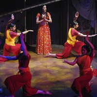 Sita Ram gives heat for the holidays