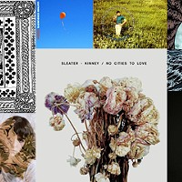 Sleater-Kinney's clear-eyed, open-hearted <i>No Cities to Love</i> and 11 more record reviews