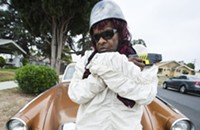 Sly Stone's harsh toke of a living situation