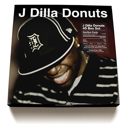Snacking on J Dilla's Donuts | Music Feature | Chicago Reader