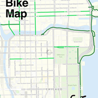 A conversation with Steven Vance, developer of the Chicago Bike Map app