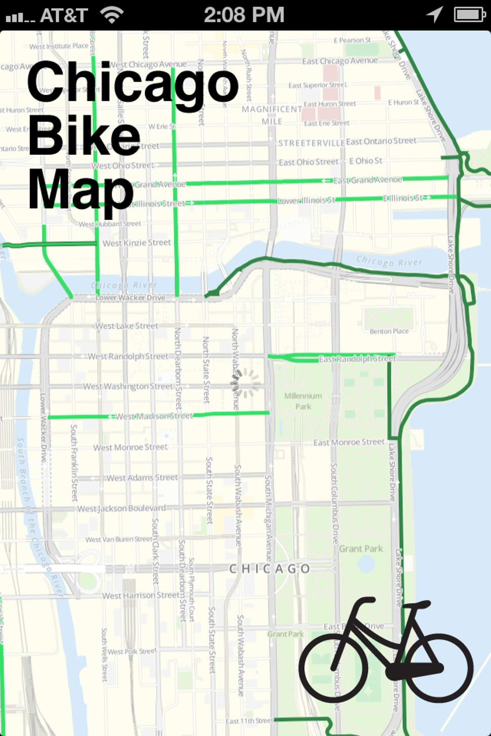 a conversation with steven vance developer of the chicago bike