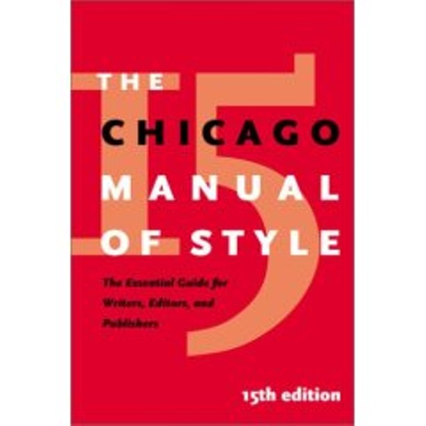 chicago manual of style book citation The book a manual for writers of research papers, theses, and dissertations, ninth edition: chicago style for students and researchers, kate l turabian is published.