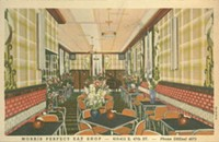 Spotted: a trove of pre-1950s restaurant postcards