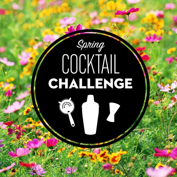 Spring Cocktail Challenge
