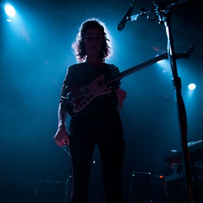 St. Vincent at the Metro