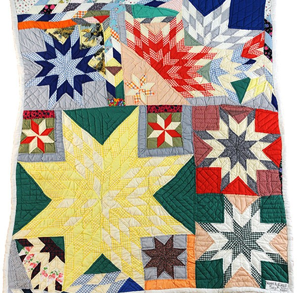 Star Puzzle by Nora Ezell
