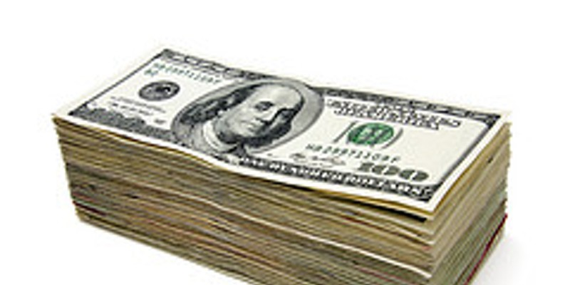 Starting today on the Bleader: Money Week