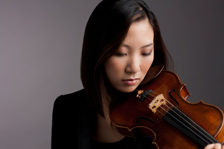 Stephanie Jeong became the CSO's associate concertmaster at just 24 years old.