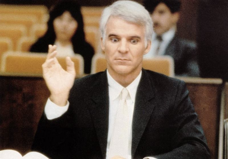 Steve Martin in All of Me