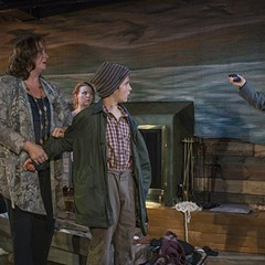 Strandline: A play maybe too Irish for its own good