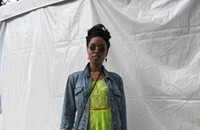 Street View 029: Neon + Hippie fashion at Pitchfork Saturday