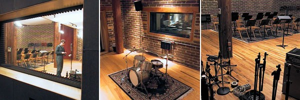 Studio A at Electrical Audio