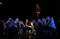 Chicago Opera Theater's controversial <i>Joan of Arc</i> burns on
