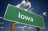 Sweat, thirst, and primal fear: Jack Zimmerman's <i>Crossing Iowa</i>
