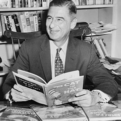 Ted Geisel, aka Dr. Seuss, probably happy to be dead right now