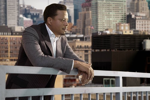 Terrance Howard is Lucious Lyon, a King Lear for today.