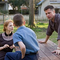 Terrence Malick moves heaven and earth in <i>The Tree of Life</i>