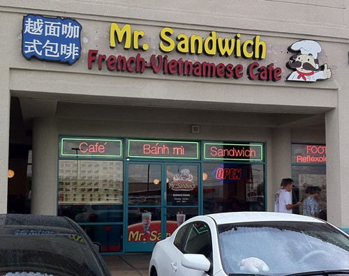 Thank you, Lord, for Mr. Sandwich