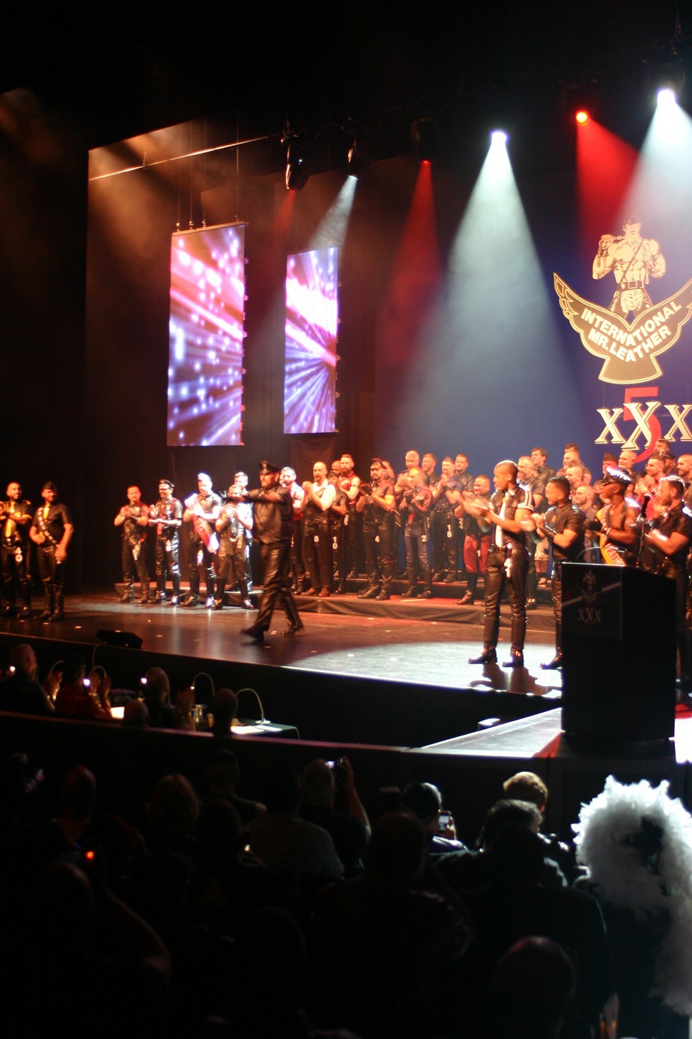 The 35th annual International Mr. Leather