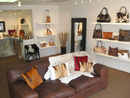 The African Sanctuary showroom in Lincoln Park