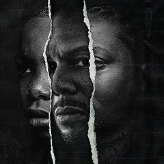 The album art for the deluxe version of Nobody's Smiling